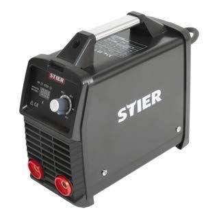 STIER Elektroden-Schweißgerät Inverter 180 A