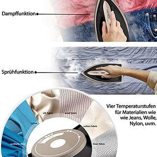 Tristan Auron Dampfbügelstation 6,5 bar Dampfdruck