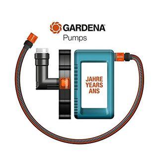 Gardena Classic Hauswasserwerk 3000/4 eco: Hauswasserpumpe