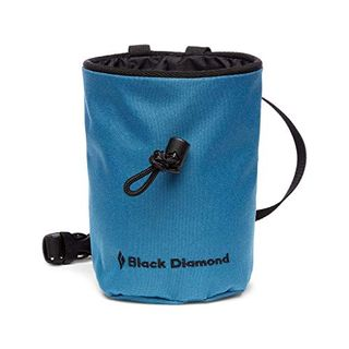 Black Diamond Mojo Chalk Bag Chalkbag Blau