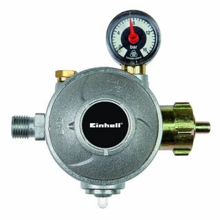 Einhell Innendruckregler 50 mbar für Gasgeräte