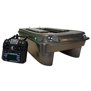 Carp Madness X-Jet Futterboot Bausatz 2,4 Ghz Carbon Baitboat