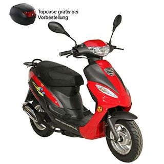 Roller GMX 450 Mokick 45 KM/H ROT 2,4 KW