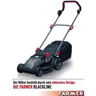 Farmer Akku Rasenmäher AM 36 Blackline