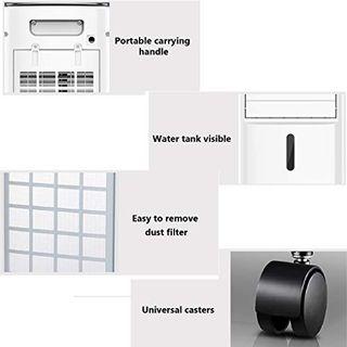 MMZZ Air Cooler Tragbare Klimaanlage