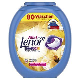 Lenor 3in1 Pods Goldene Orchidee Colorwaschmittel