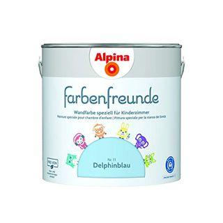 Alpina Farbenfreunde 2,5L Kinderzimmerfarbe Wandfarbe