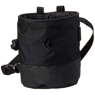 Black Diamond Mojo Zip Chalkbag Größe S-M Black
