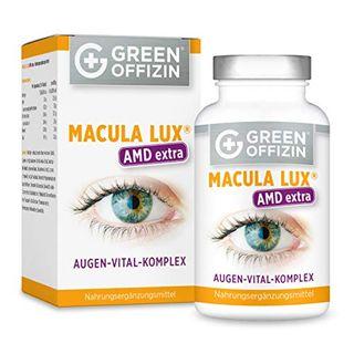 Macula LUX AMD Extra Augen-Vitamine Kapseln Hochdosiert
