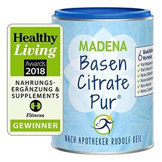 Madena BasenCitrate Pur nach Apotheker Rudolf Keil