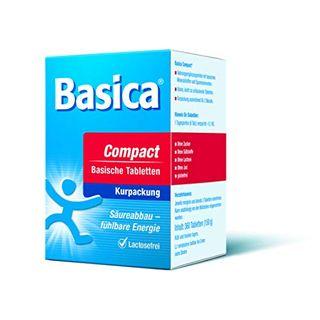 Basica Compact praktische basische Tabletten