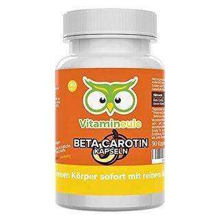 Vitamineule Beta Carotin Kapseln