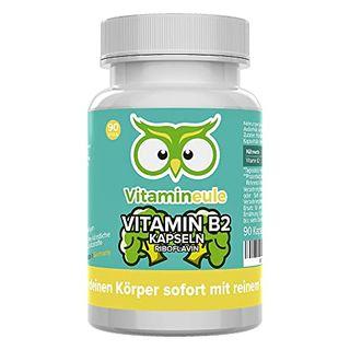 Vitamineule Vitamin B2 Kapseln