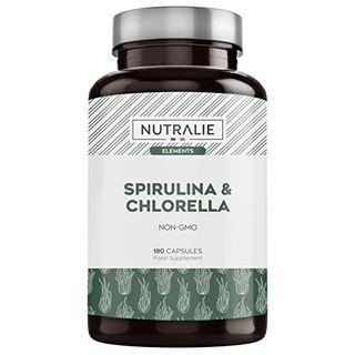 Spirulina & Chlorella 1800mg