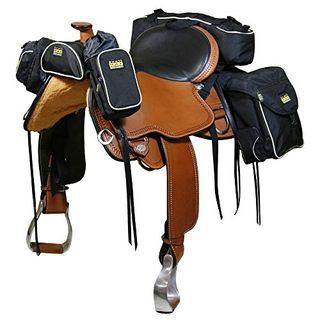 Trailmax 500 Komplettset Satteltasche Western Packtasche Packsystem
