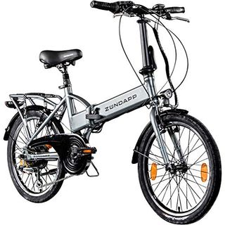 Zündapp Faltrad E-Bike 20 Zoll Z101 Klapprad Pedelec StVZO Elektrofaltrad