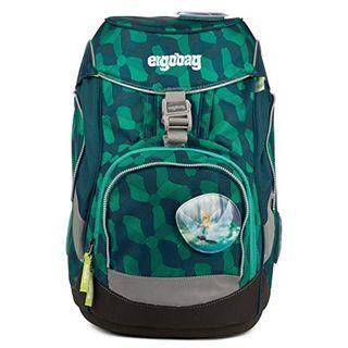 ergobag Pack ergonomisches Schulrucksack-Set WunderBär