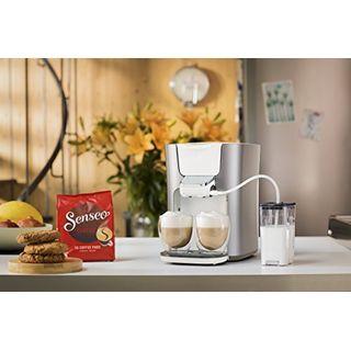 Philips Senseo HD6574/20 Latte Duo Kaffeepadmaschine