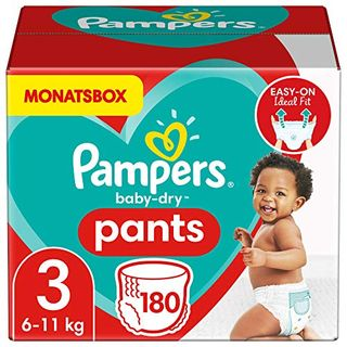 Pampers Baby-Dry Pants Gr. 3
