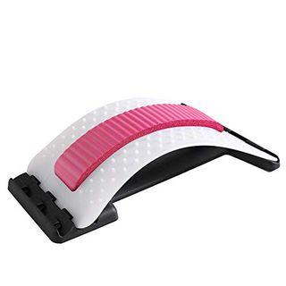 Lixada Rückendehner Rückenstretcher Traktionsmassagegerät