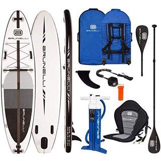 Brunelli 10.8 Premium SUP Board Stand Up Paddle Surf-Board aufblasbar