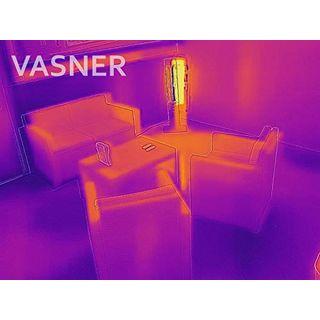 VASNER StandLine 25R Infrarot Stand-Heizstrahler