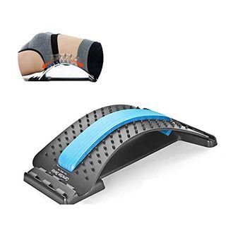 Dyna-Living Back Stretcher Rücken Strecker Wirbelsäulenstrecker