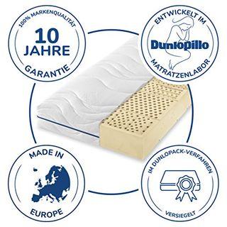 Dunlopillo Matratze - Latex Nature Pro 100x200 cm