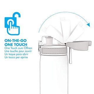 ion8 auslaufsicher Fitness & Outdoor Wasserflasche 1L