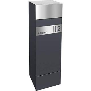 Frabox Design Paketkasten Namur anthrazitgrau RAL 7016