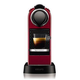 Krups Nespresso XN7405 Kapselmaschine New CitiZ