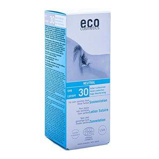 eco cosmetics: Sonnenlotion LSF 30 neutral