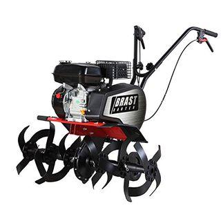 BRAST Benzin Gartenfräse Ackerfräse AF6000 Motorhacke Bodenfräse