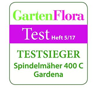 Gardena Comfort Spindelmäher 400 C