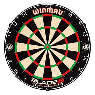 WINMAU DWIN500-5 Dartscheibe mit 5 Borsten
