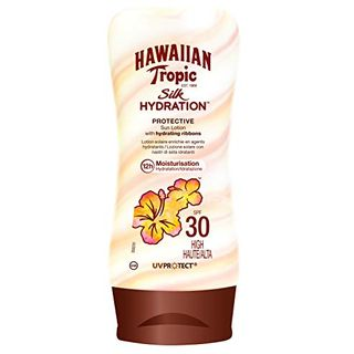 Hawaiian Tropic Silk Hydration Protective Sun Lotion Sonnencreme LSF 30
