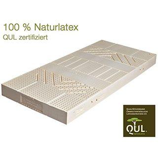 LaModula Natur-Latexmatratze Peter 90x200 cm