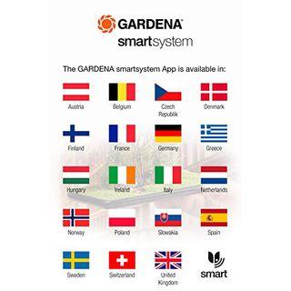 GARDENA smart system Set Mähroboter smart Sileno