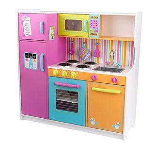 KidKraft 53100 Spielküche Deluxe Big and Bright