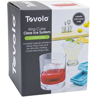 Tovolo Kristallklare Eiswürfel