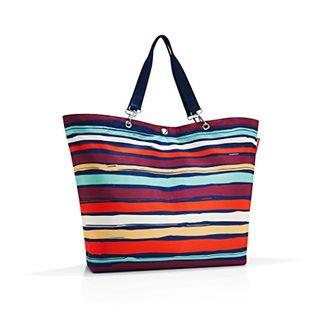 reisenthel shopper XL artist stripes Maße: 68 x 45,5 x 20 cm