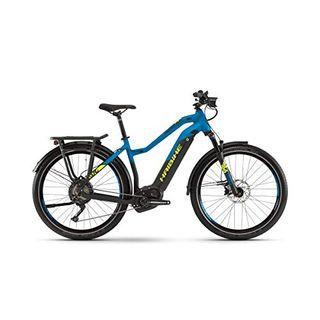 Haibike Sduro Trekking 9.0 Damen Pedelec E-Bike Fahrrad schwarz