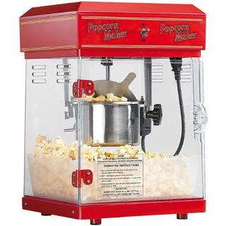 "Rosenstein & Söhne Popcornmaschine: Profi-Retro-Popcorn-Maschine""Cinema"""