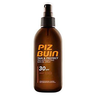 PIZ Buin Tan & Protect Tan Accelerating Oil Spray LSF 30