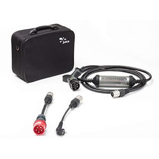 Juice Booster 2 Mobile Garage EV Ladegerät