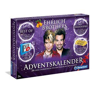 Clementoni 59084 Ehrlich Brothers Adventskalender der Magie Clementoni-59084-Ehrlich