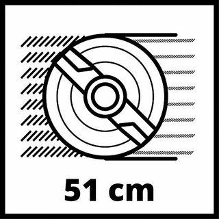 Einhell Benzin-Rasenmäher GC-PM 51 S HW-T
