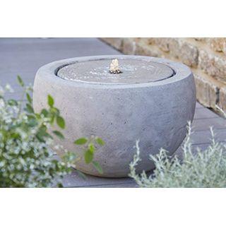 Klocke Gartendekoration Hochwertiger & Zeitloser Brunnen