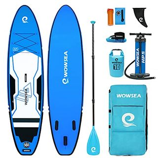 WOWSEA Cruise Aufblasbares Stand Up Paddle Board