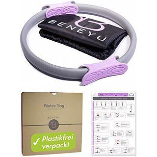 beneyu Rutschfester & Superleichter Pilates Ring